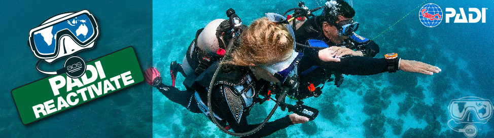 Scuba Dive Refresher – Refresh Your Skills